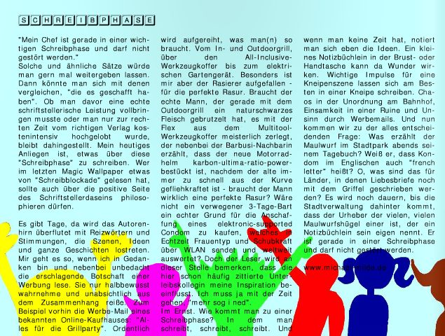 Magic Wallpaper Frankfurter Buchmesse 2009
