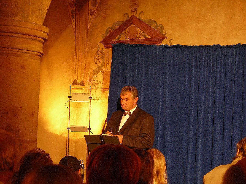 Lesung anlässlich der langen Erzählnacht zu Bamberg 2009